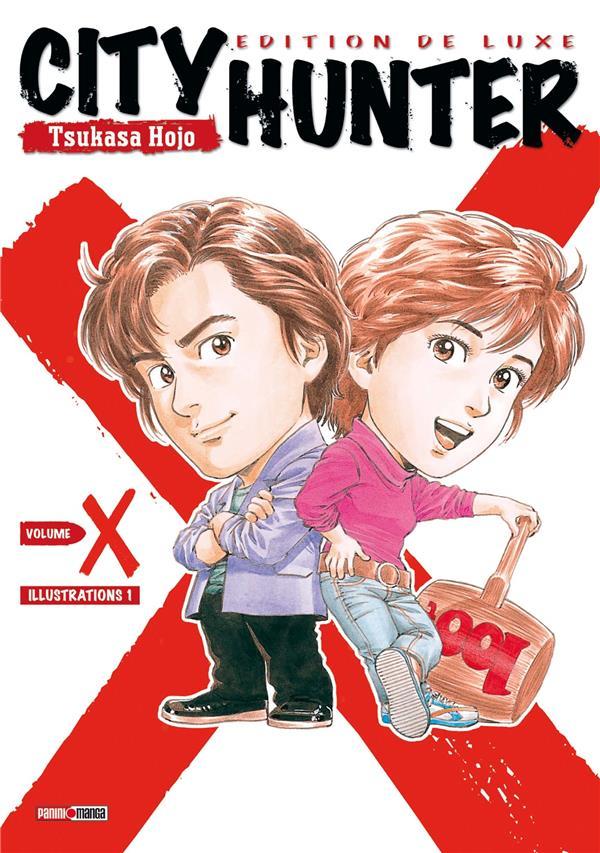 City Hunter HORS-SERIE T.X