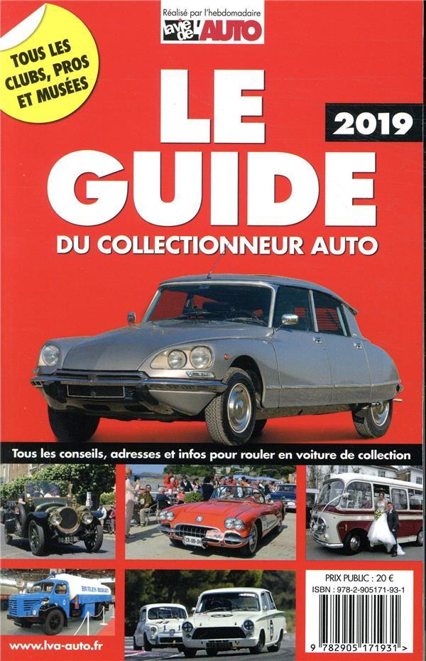 Le guide de l'automobile de collection (édition 2019)