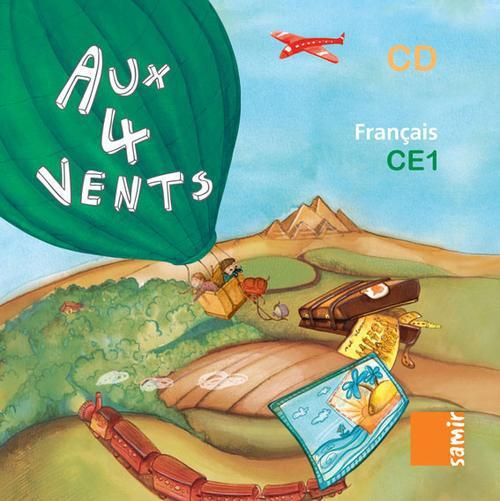 Aux 4 Vents; Francais ; Ce1 ; Cd