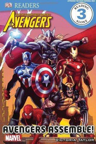 Marvel avengers ; avengers assemble!