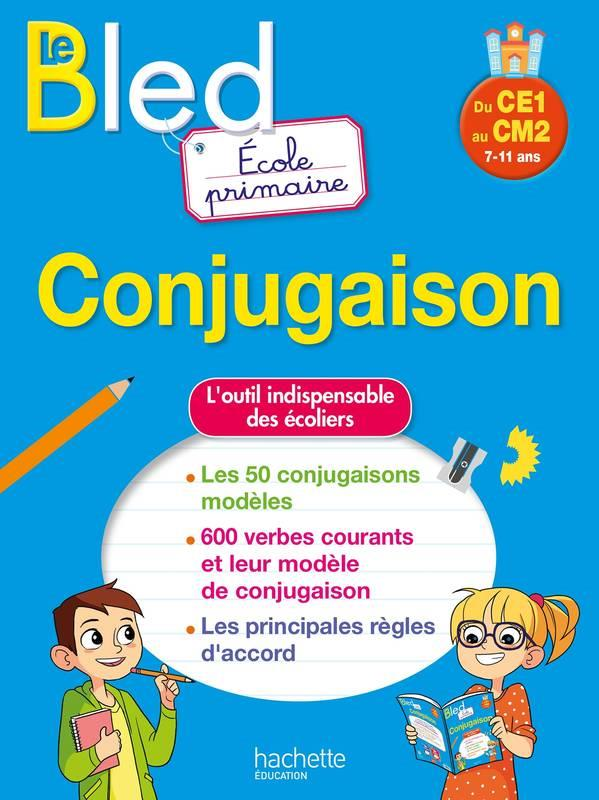 BLED ; école primaire ; conjugaison