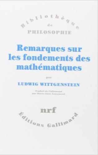 Remarques Sur Les Fondements Des Mathematiques