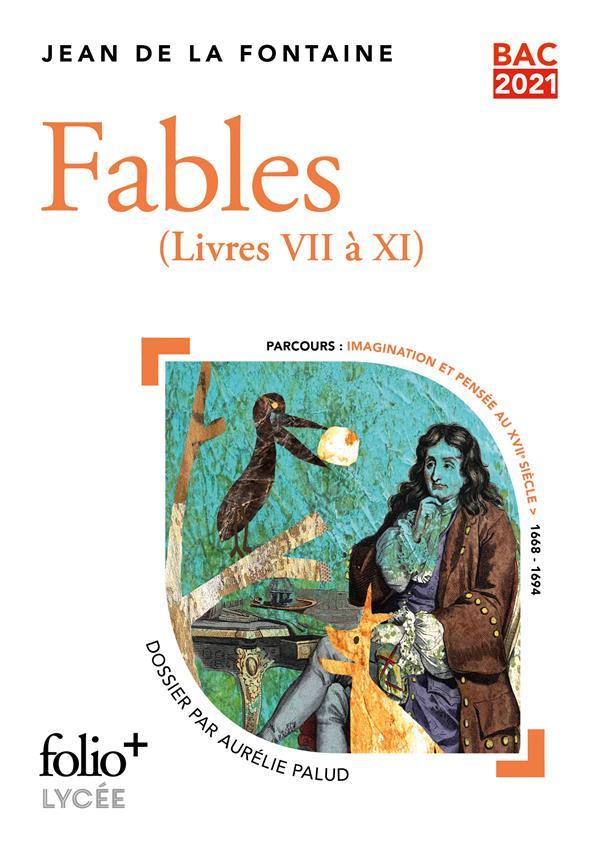 FABLES, LIVRES VII A XI