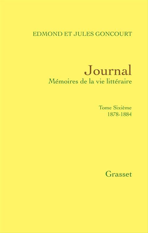 Journal, tome sixième