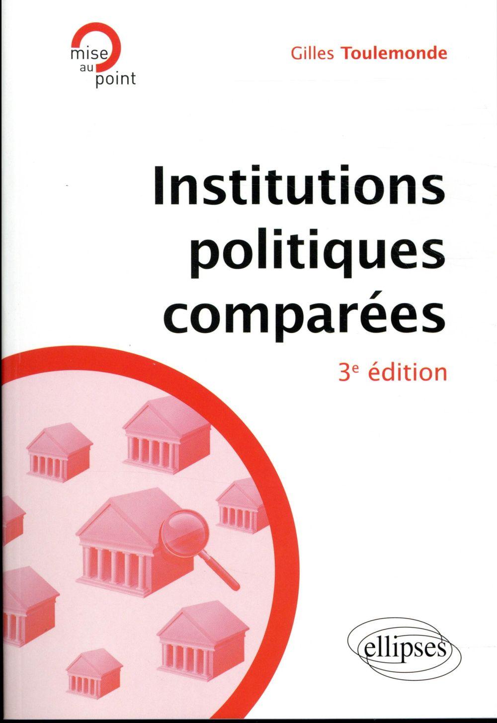 Institutions politiques comparées (3e édition)