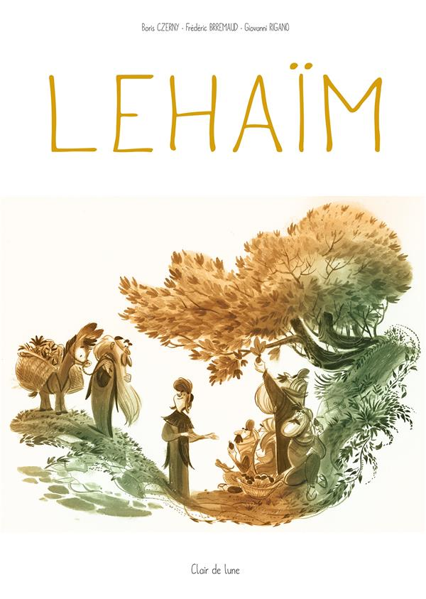 Lehaïm