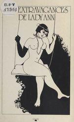 Les extravagances de Lady Ann  - Pierre-Jean Eroube
