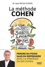 Vente Livre Numérique : La méthode Cohen : Perdre du poids sans en reprendre avec la stratégie du Dr Jean-Michel Cohen  - Jean-Michel COHEN