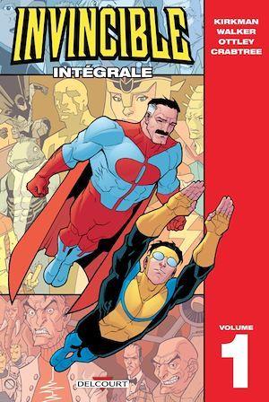 Invincible ; INTEGRALE VOL.1 ; T.1 ET T.2