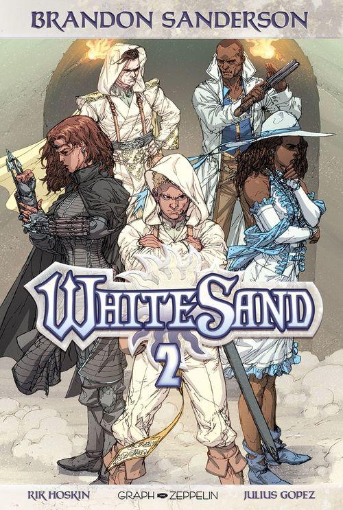 White sand t.2