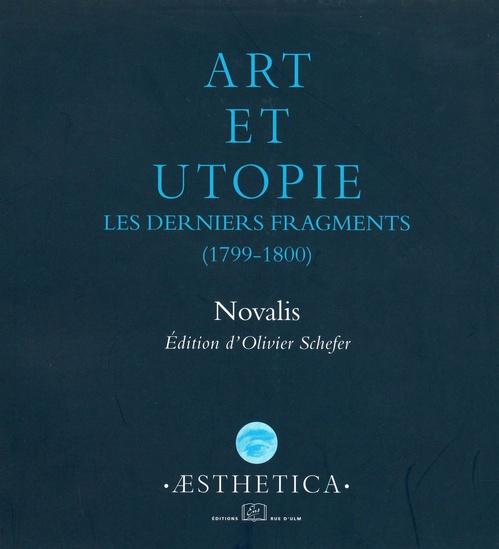 Art et utopie ; les derniers fragments (1799-1800)