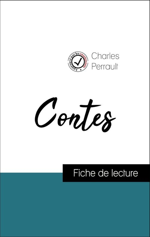 Analyse de l'oeuvre : Contes (résumé et fiche de lecture plébiscités par les enseignants sur fichedelecture.fr)