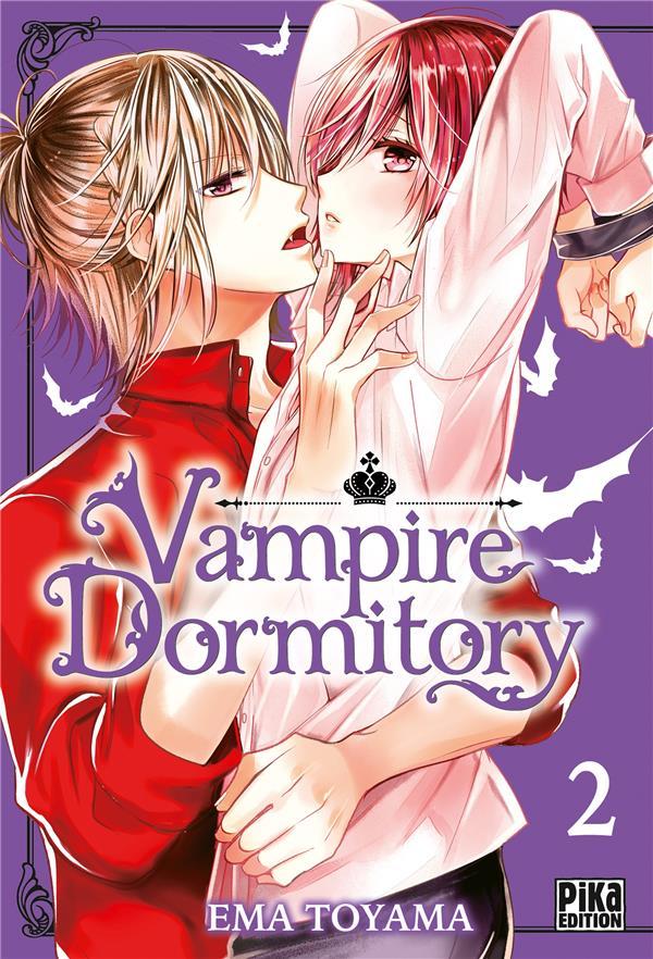 Vampire dormitory T.2