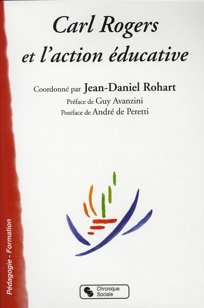 Carl Rogers Et L'Action Educative