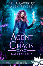 Vente EBooks : Agent du chaos  - Cn Crawford - Alex Rivers - Crawford C.N.