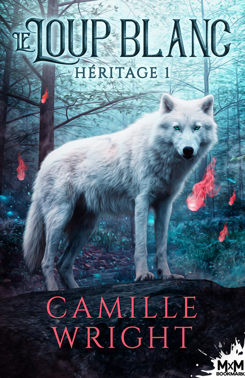Héritage t.1 ; le loup blanc  - Camille Wright