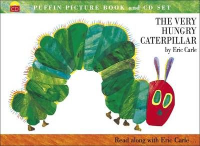 The Very Hungry Caterpillar - Book And Cd