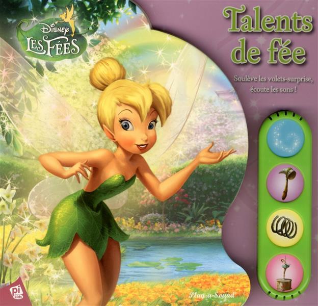 La Fée Clochette ; talents de fée