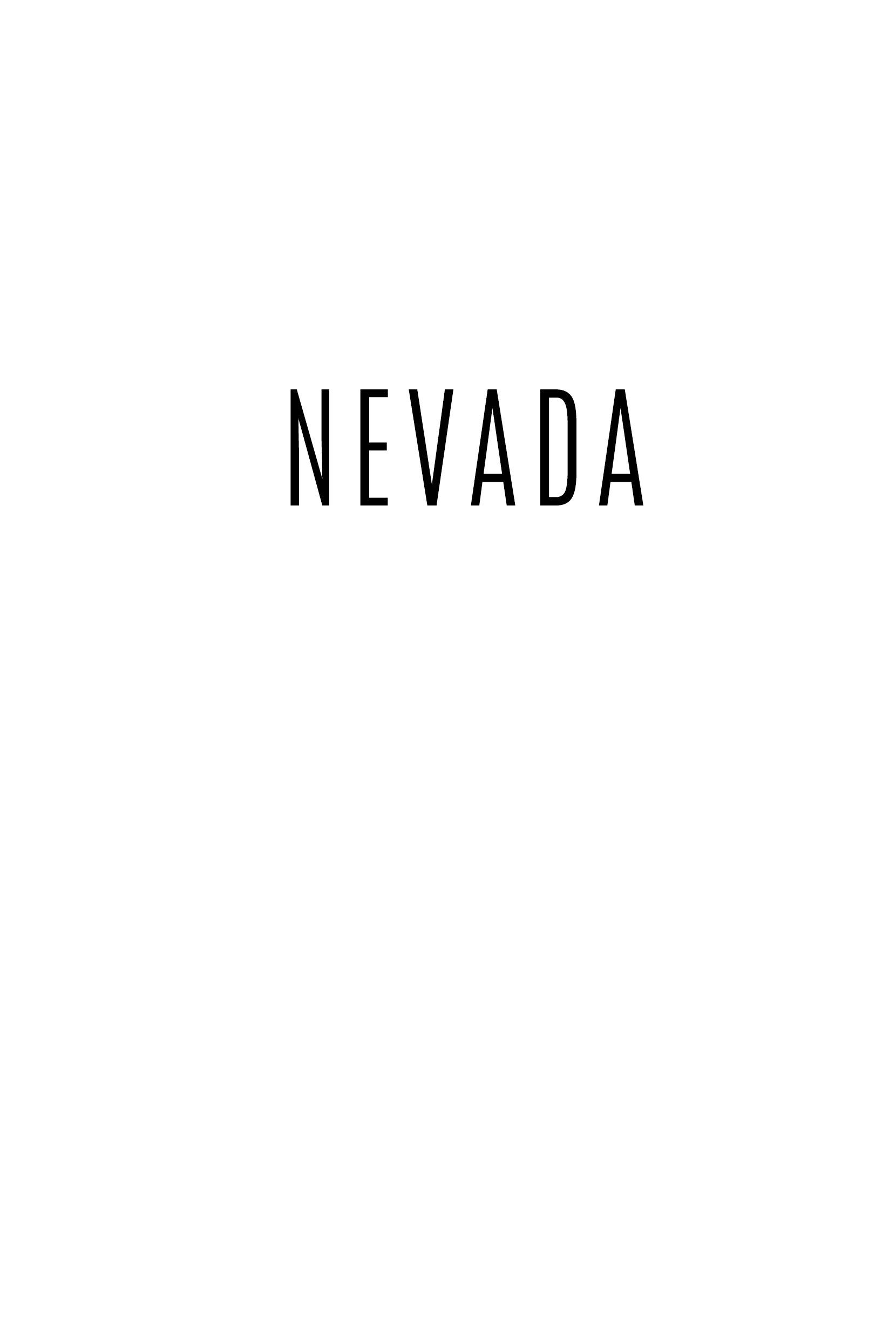 Nevada  - Didier Leuenberger