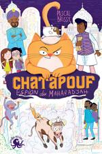 Vente EBooks : Chatapouf, espion du Maharadjah - Lecture roman jeunesse humour- Dès 8 ans  - Pascal Brissy