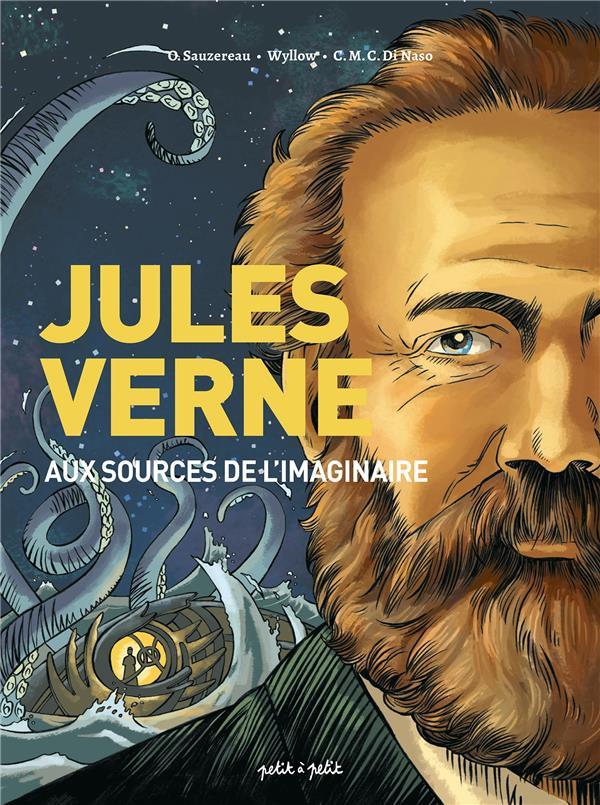 Jules Verne, de Nantes à Amiens