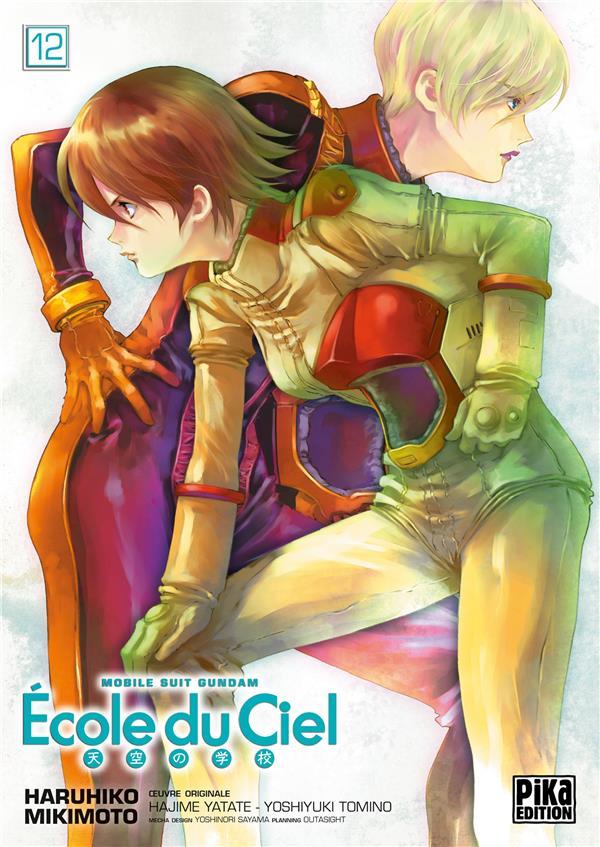Mobile Suit Gundam - Ecole Du Ciel T.12
