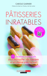 Vente EBooks : Pâtisseries inratables  - Carole Garnier