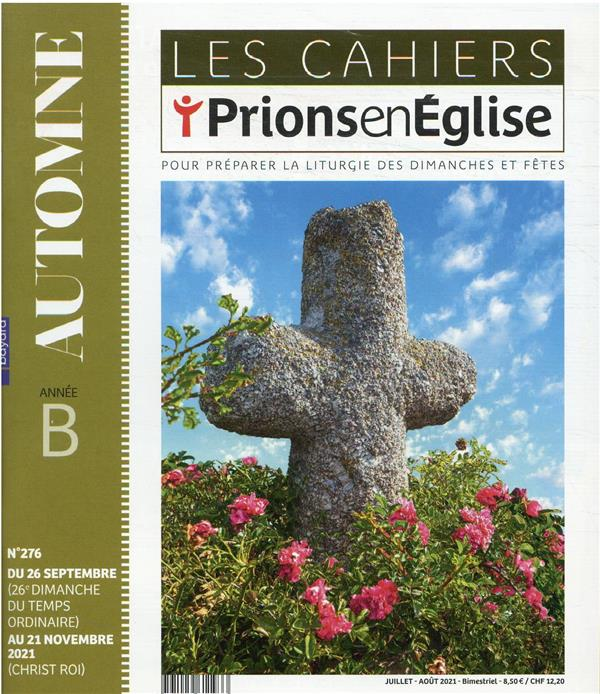 les cahiers prions en Eglise n.276