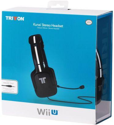 micro-casque Tritton Kunai Wii U/3ds