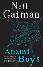 Vente Livre Numérique : Anansi Boys  - Neil Gaiman