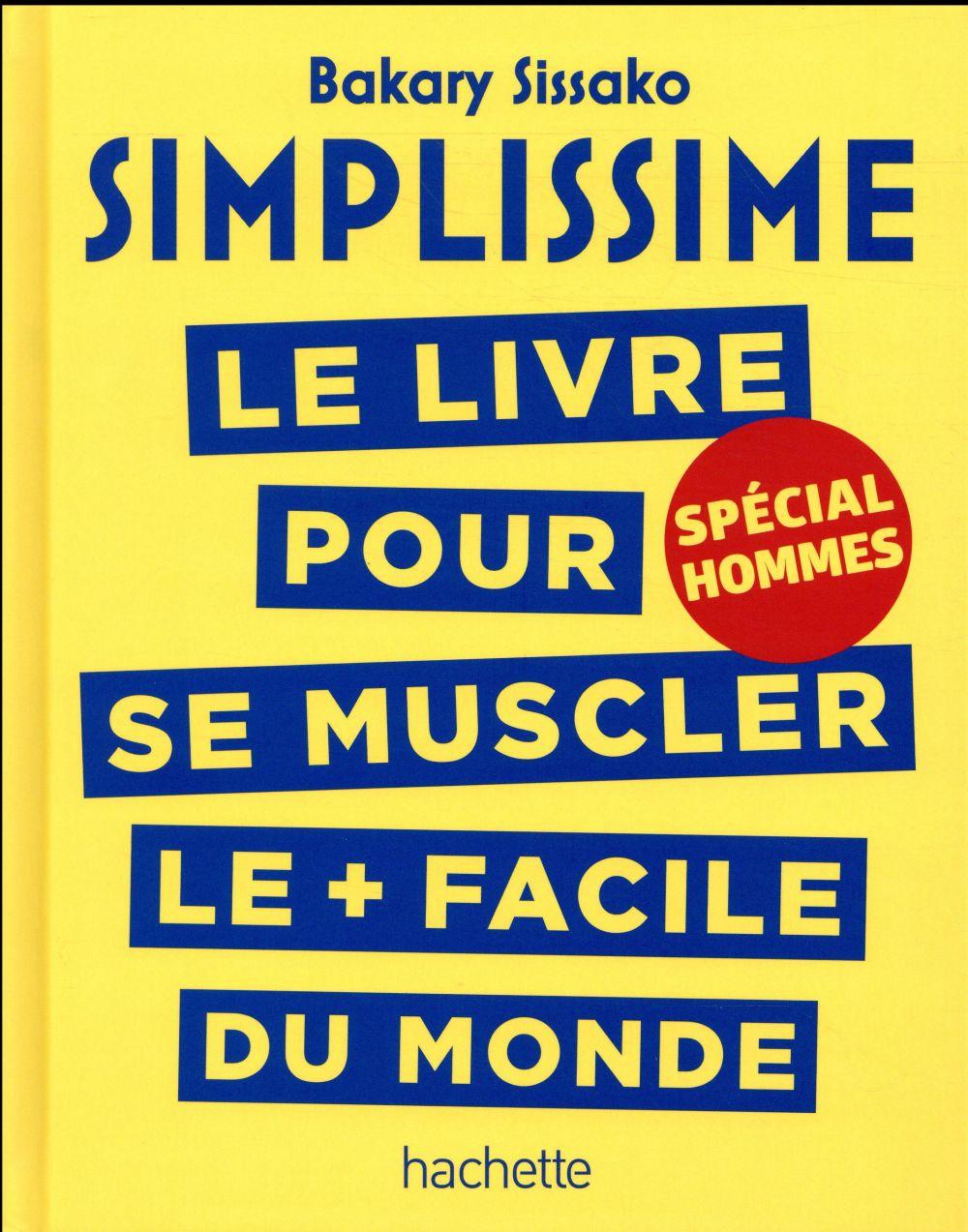 Simplissime ; se muscler, spécial hommes
