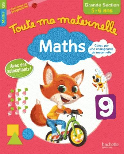 Toute Ma Maternelle ; Maths ; Grande Section