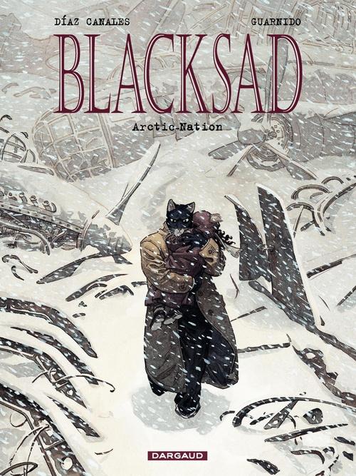 BLACKSAD ; Blacksad T.2 ; Arctic-Nation