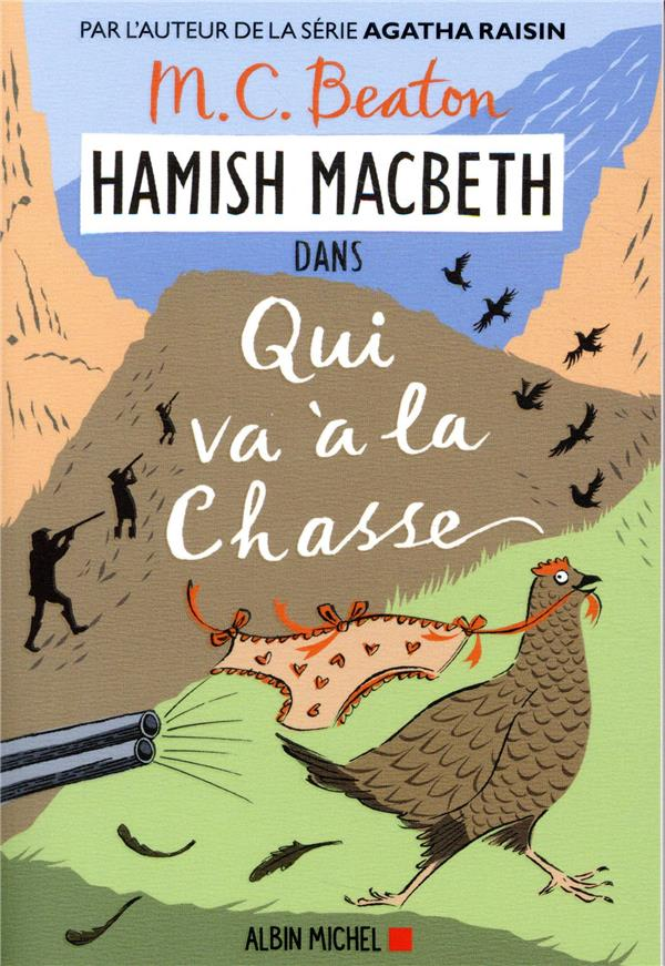 HAMISH MACBETH T.2  -  QUI VA A LA CHASSE