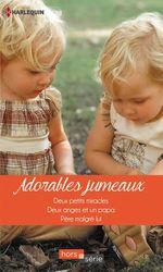 Vente Livre Numérique : Adorables jumeaux  - Susan Meier - Rebecca Winters - Raye Morgan