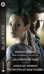 Vente EBooks : Les ombres de l'aube - Recherches en eaux troubles  - Janice Kay Johnson - Amanda Stevens