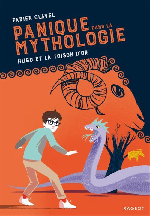 Panique dans la mythologie T.4 ; Hugo et la toison d'or