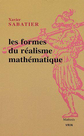 Les formes du réalisme mathématique