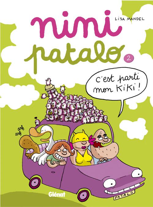 Nini Patalo T.2 ; C'Est Parti Mon Kiki