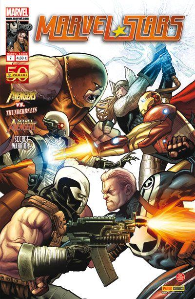 Marvel Stars T.7