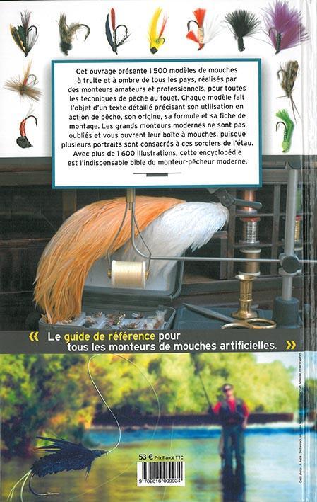 Mouches de pêche ; l'encyclopédie