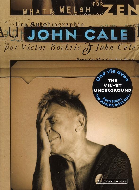 John Cale, une autobiographie