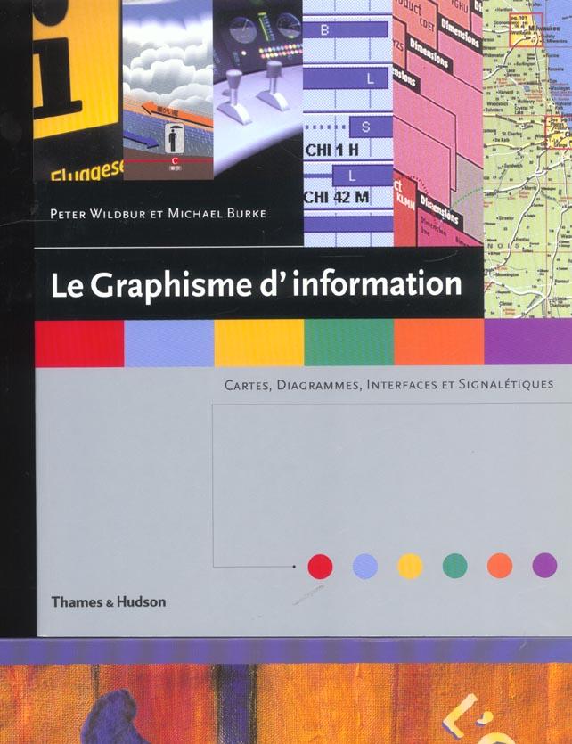 Le graphisme d'information ; cartes, diagrammes, interfaces et signalétiques