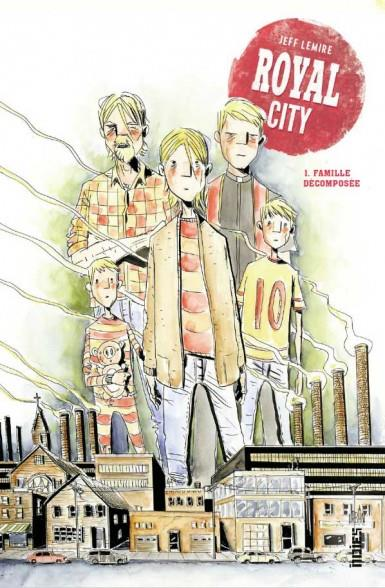 ROYAL CITY TOME 1 XXX