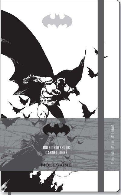 Batman ; carnet ligné