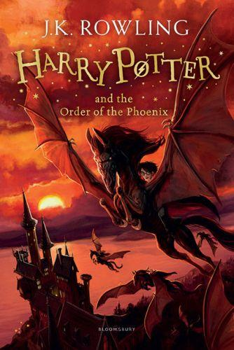 HARRY POTTER AND THE ORDER OF THE PHOENIX - BOOK 5