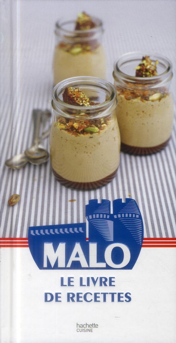 Le livre de recettes de Malo