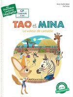 Vente EBooks : Tao et Mina - Le voleur de cartable  - Anne-Gaëlle Balpe