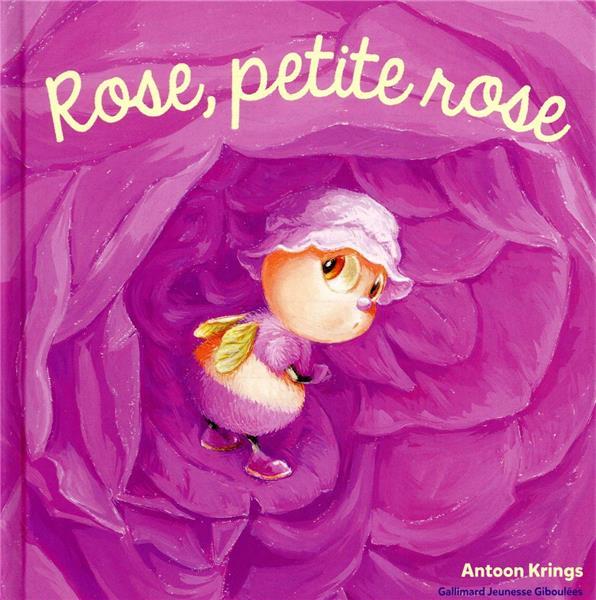 Rose, petite rose
