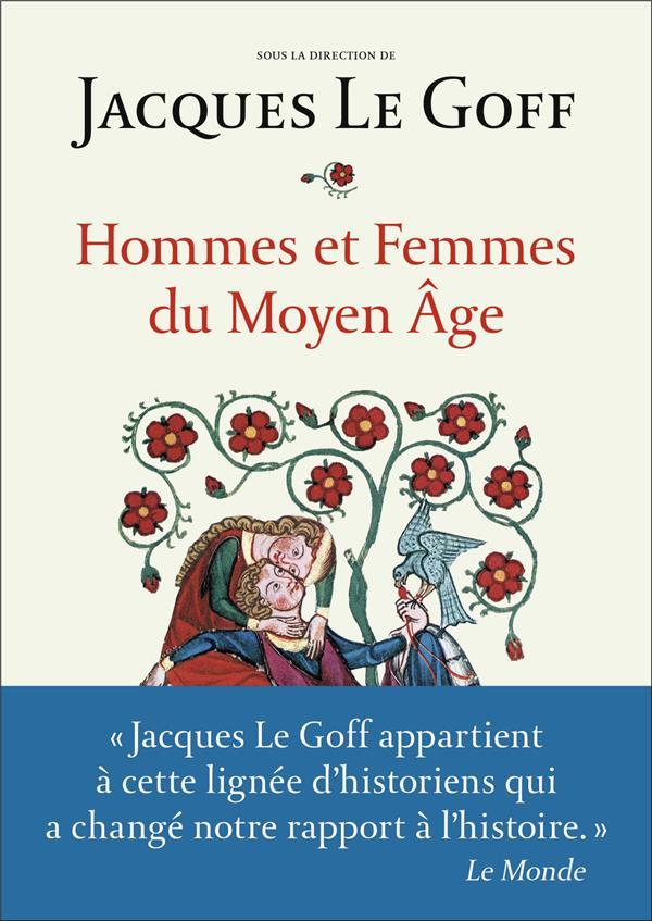 Hommes Et Femmes Du Moyen Age (Broche)